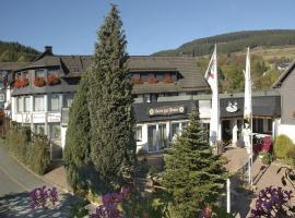 Haus zur Sonne Sauerland, hotel near Schanzenhang, Hallenberg