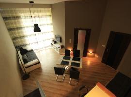 Loft Niezapominajka – hotel w pobliżu miejsca Stacja kolejowa Łódź Kaliska w Łodzi