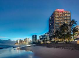 San Juan Marriott Resort and Stellaris Casino, hotel i San Juan
