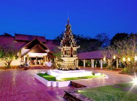 The Legend Chiang Rai Boutique River Resort & Spa, resort in Chiang Rai
