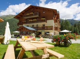 Hotel Cevedale, hotel in Santa Caterina Valfurva