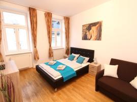 Hotel Klimt, apartament cu servicii hoteliere din Viena