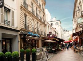 Les Hauts de Passy - Trocadero Eiffel, hotel in Paris