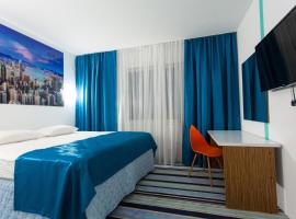 Global Sky Apartments, apartment in Novosibirsk