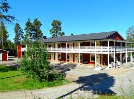 Piteå Golfhotell, hotell i Piteå