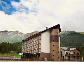 Гостиничный комплекс Романтик, отель в Архызе