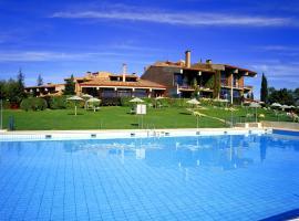 Parador de Segovia, отель в городе Сеговия