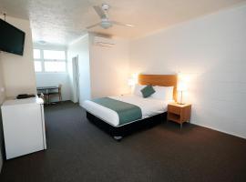 Q Express, motel in Townsville
