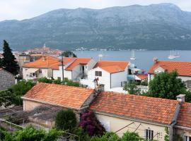 Apartment LuVi, appartement in Korčula
