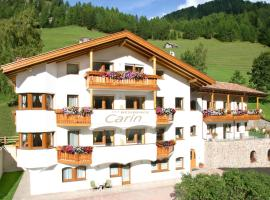 Residence Carin, vacation rental in Selva di Val Gardena