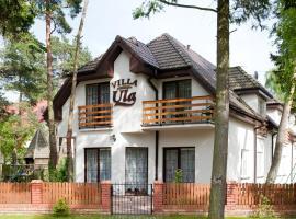 Villa Ula, family hotel in Pobierowo