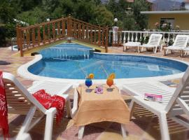 Agali Hotel, hotel in Limenaria