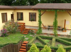 Ubytování na Hluboké, hotel v Hluboké nad Vltavou