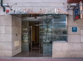 Hotel Achuri, hotel in Miranda de Ebro