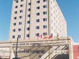 Hotel Diego de Almagro Copiapo, hotel en Copiapó