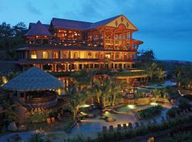 The Springs Resort & Spa at Arenal, hotel cerca de Cavernas de Venado, Fortuna