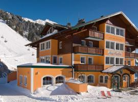 Hotel & Appartement Auerhahn, hotel in Obertauern