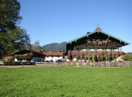 Familien-Bauernhof-Berghammer, holiday home in Rottach-Egern