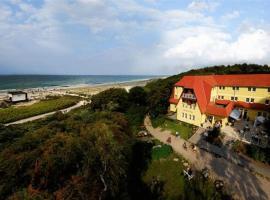 Seehotel Düne, Hotel in Graal-Müritz
