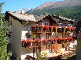 Chalet Aeschhorn, apartment in Zermatt