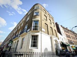 Leigh House Hotel, hotel near King's Cross Theatre, London