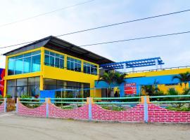 Hotel Canoa´s Wonderland, hotel em Canoa