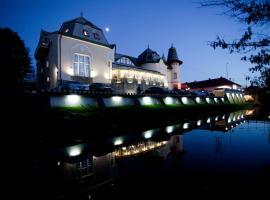 Zolota Pava, hotel Beregszászon