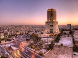 Le Royal Amman, hotel in Amman