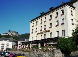 Grand Hotel de Vianden, отель в городе Вианден