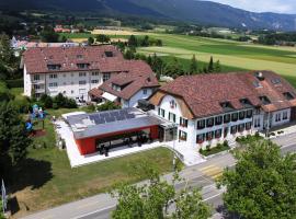 Hotel Urs und Viktor, hôtel à Bettlach près de: Congress Centre Biel