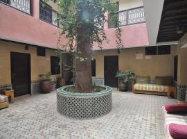 Hotel Cecil, hôtel à Marrakech près de: Musée Boucharouite