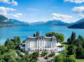 Impérial Palace, hôtel à Annecy près de: Pilot