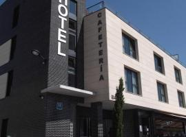 Hotel Río Hortega, hotel in Valladolid