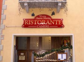 Hotel Porta Santa Maria, hotel near Cuneo International Airport - CUF, Busca