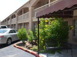Americas Best Value Inn-Near NRG Park/Medical Center, hotel in Medical Center, Houston