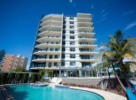 Sevan Apartments Forster, hotel in Forster