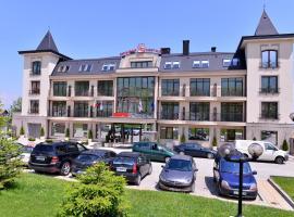 SPA Hotel Dragalevtsi, хотел близо до Лифт Драгалевци, София