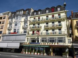 Hotel Parc & Lac, hotel in Montreux