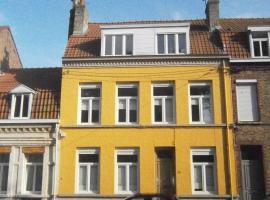 Bruneval House, hôtel à Dunkerque