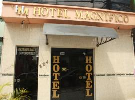 Hotel Magnifico, hotel in Manaus