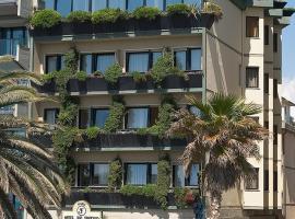 Hotel San Francisco, hotel in Viareggio