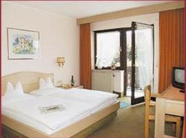Hotel Hiemer, hotel in zona Aeroporto di Memmingen - FMM,