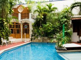 Eco-hotel El Rey del Caribe, hotel en Cancún