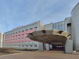 Гостиница Которосль, отель в Ярославле