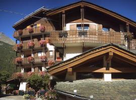 Hotel Vallée De Cogne, hotel in zona Parco Nazionale del Gran Paradiso, Cogne