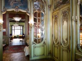 Hotel Rubenshof, hotel in Antwerp
