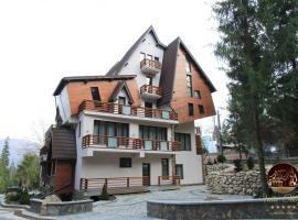 Oblique - Forest & Spa, gazdă/cameră de închiriat din Sinaia