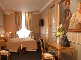 Hôtel & Spa Saint Jacques, hotel in Latin Quarter, Paris