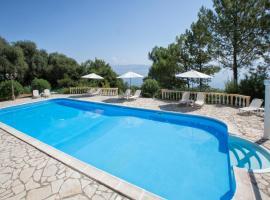 Aurora Hotel, hotel in Agios Ioannis Peristeron