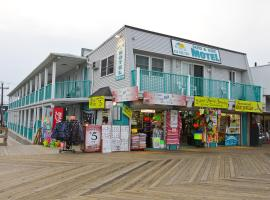 Sand and Surf Motel, hotel in Seaside Heights